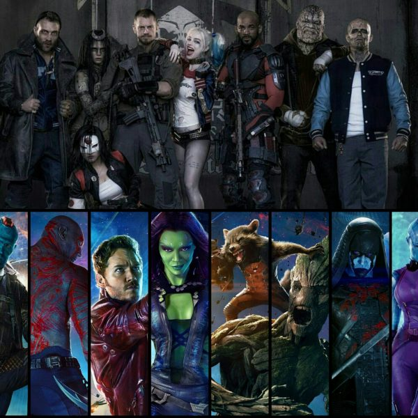 suicide squad vs guardians of the galaxy