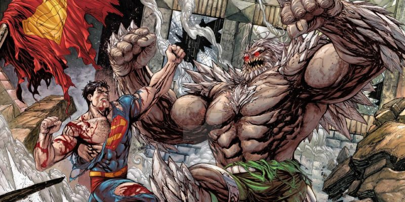superman doomsday images