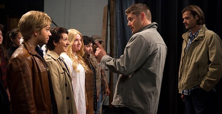 supernatural case wtih girls