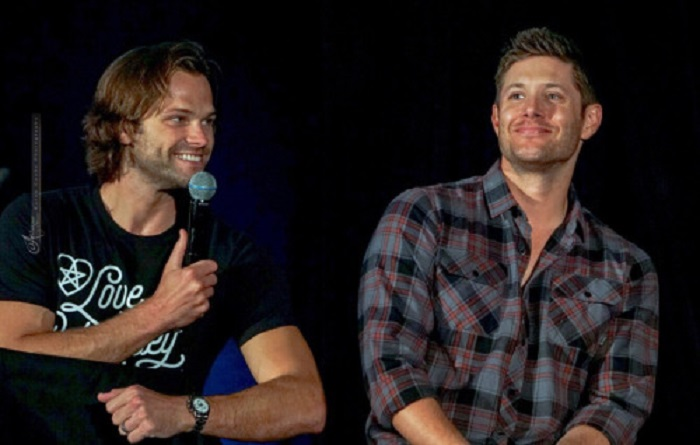 supernatural convention jared and jansen ackles