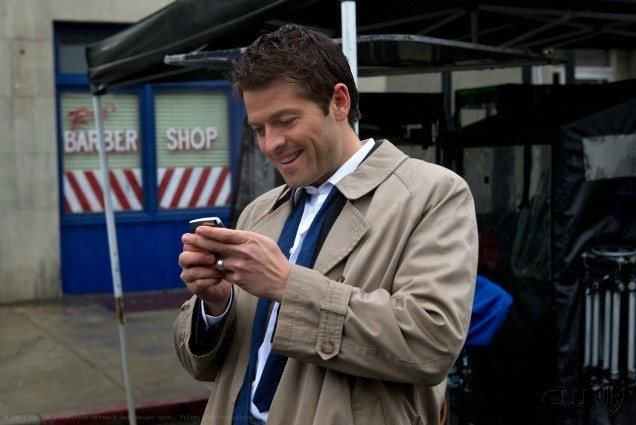 supernatural misha collins castiel images
