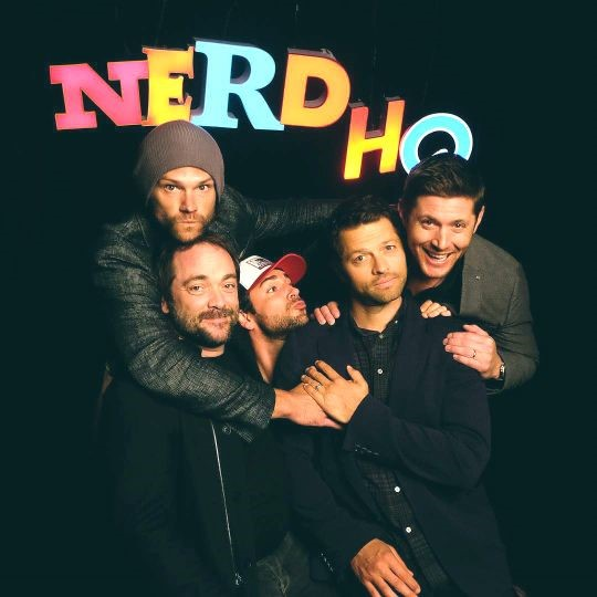 supernatural nerd ho jared palecki images