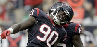texans jadeveon clowney looking hot for preseason debut 2016 images