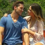 the bachelorette jordan rodgers in boat with jojo fletcher