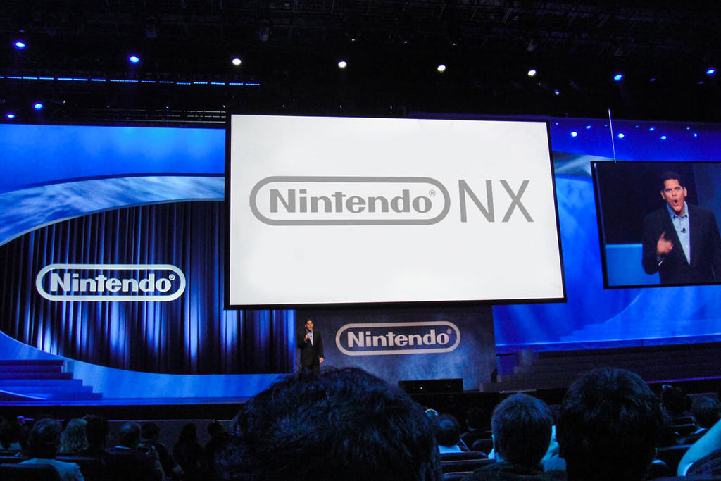 The latest on the Nintendo NX console 2016 images tech