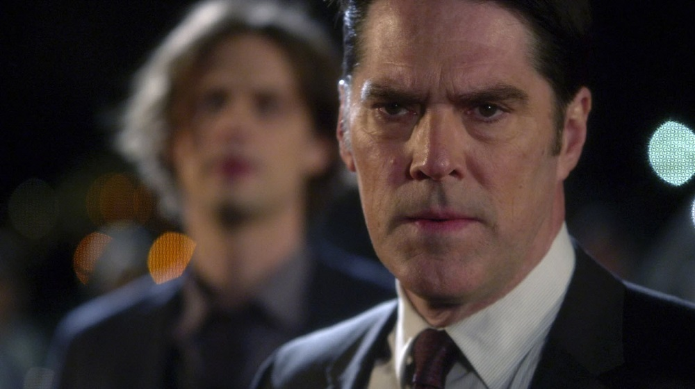 thomas gibson issues before criminal minds firing 2016