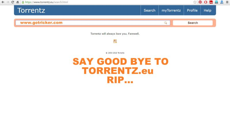 torrentz sharing rip 2016