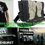 walking dead season 6 mega giveaway movie tv tech Geeks 2016