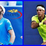2016 us open day 4 highlights steve johnson vs juan martin del potro tennis images