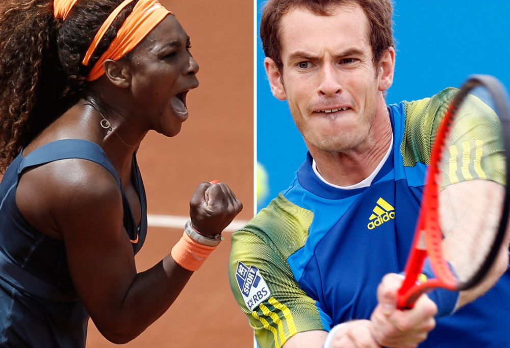 2016 US Open Quarterfinals: Serena Williams and Andy Murray must see matches tennis images