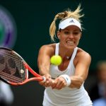 Angelique Kerber advances at wta wuhan 2016 images