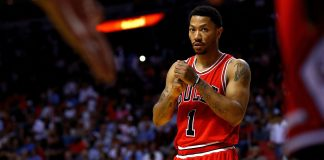 Derrick Rose's Limited Vocabulary a Red Herring 2016 images