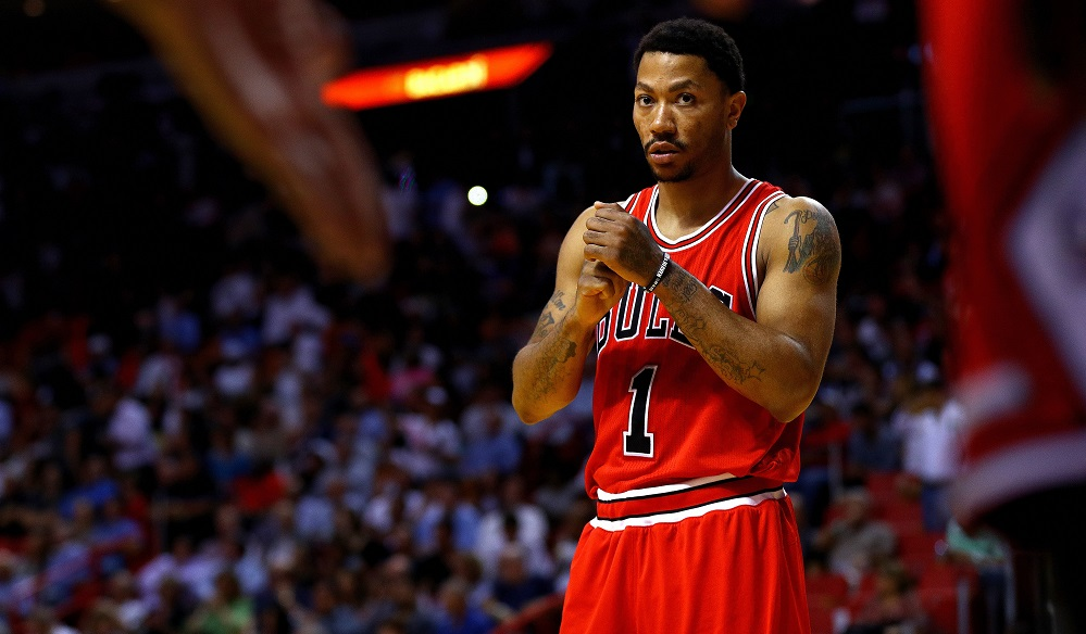Derrick Rose's Limited Vocabulary a Red Herring? 2016 images