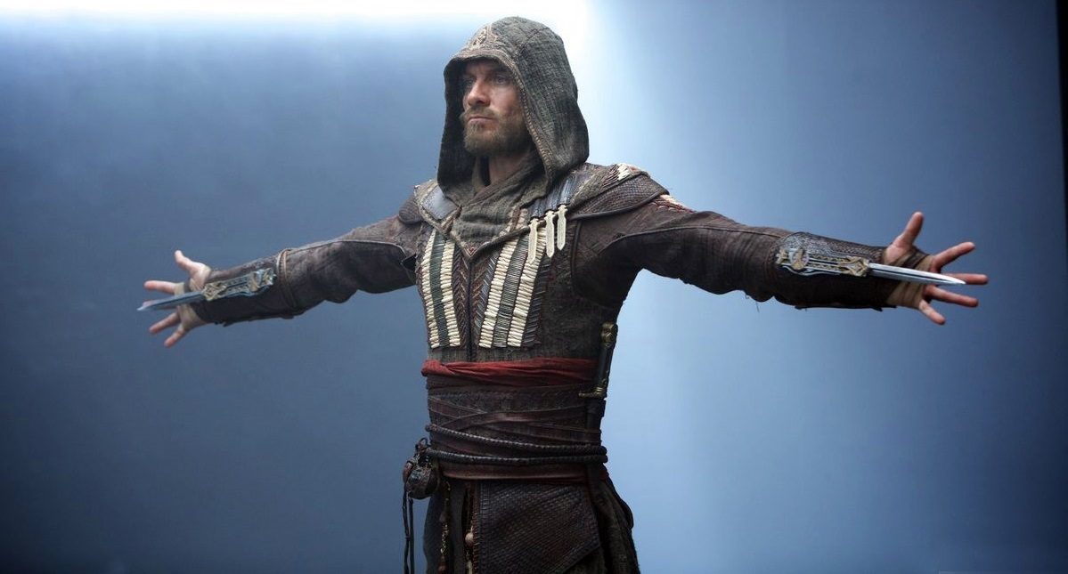 Michael Fassbender ready for swordplay and some 'Assassin's Creed' kicking ass 2016 images