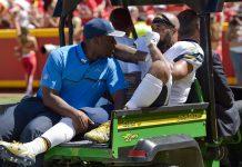 NFL Regular Season Opening Week Brings Slew of Injuries to Big Names 2016 images