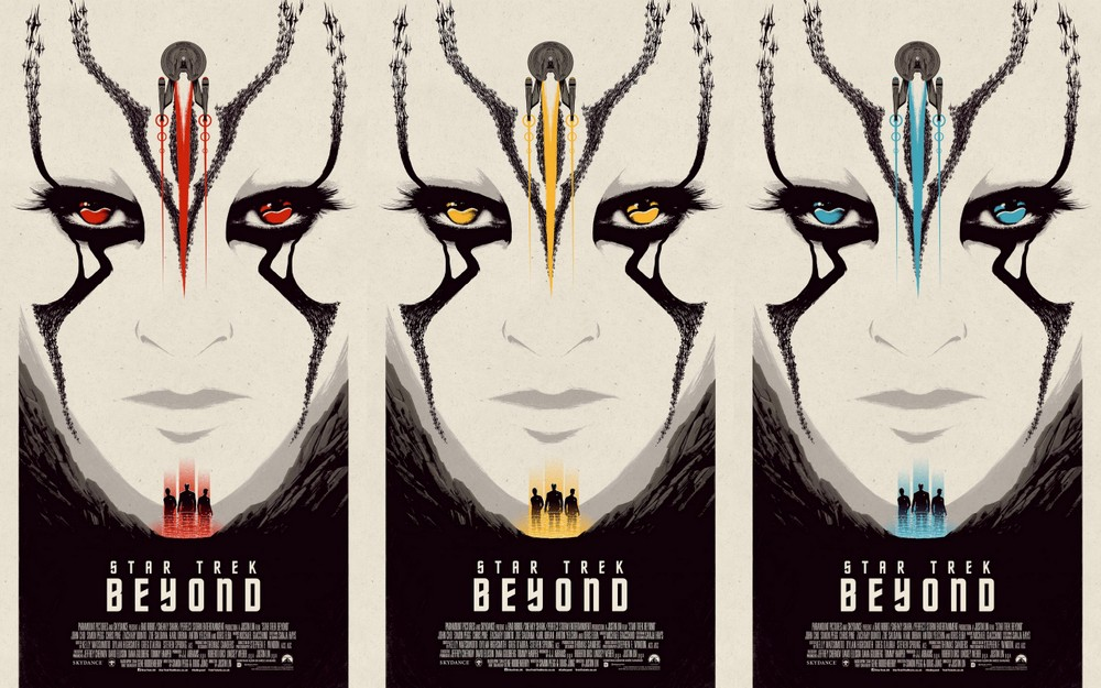 New star trek beyond posters hit from matt ferguson 2016 images
