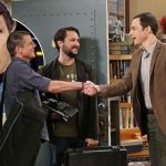 adam nimoy on big bang theory