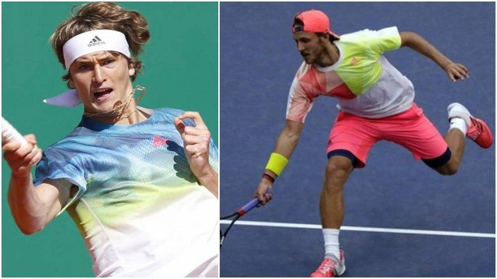 alexander averev and lucas pouille win atp titles 2016 images