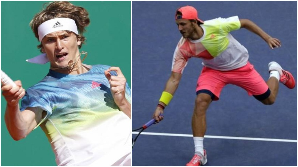 Alexander Zverev and Lucas Pouille Claim ATP Titles 2016 images