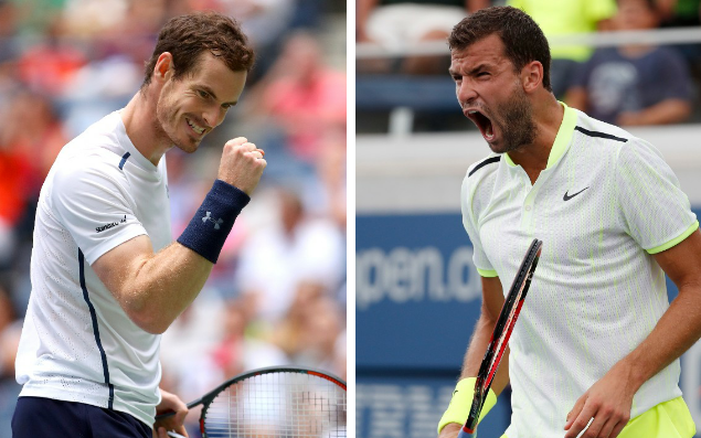 andy murray beats grigor dimitrov at 2016 us open