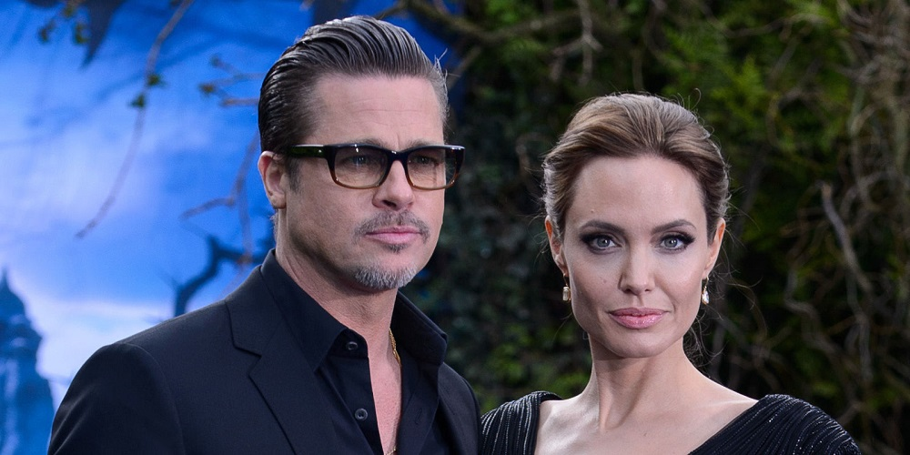 Angelina Jolie and Brad Pitt agree to therapy with drug tests 2016 images