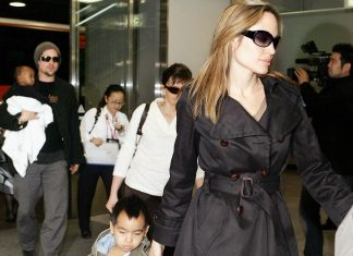 angelina jolie full custody uphill battle with brad pitt 2016 images