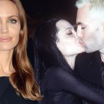 angelina jolie kissing brother 2016