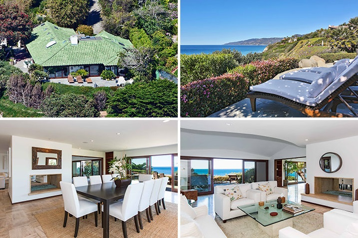 angelina jolie malibu home from brad pitt
