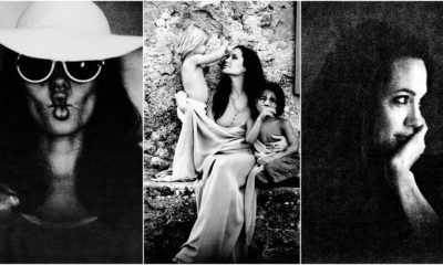 angelina jolie through years