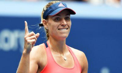 angelique kerber vs karolina pliskova 2016 us open highlights tennis images