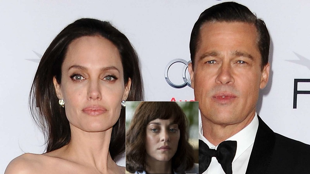 anglina jolie claims divorce split over family not marion cotillard 2016 images