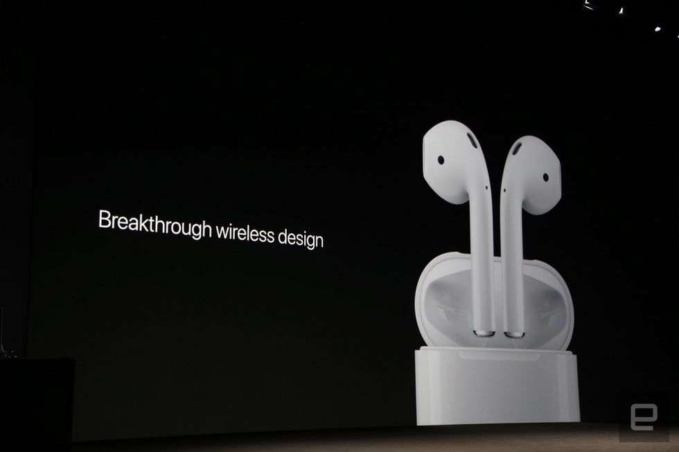 Apple Airpods: here's Apple's Bet on Wireless Sound