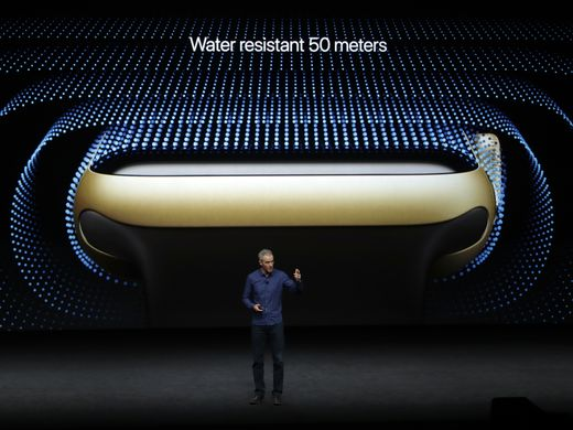 apple iphone 7 water resistent