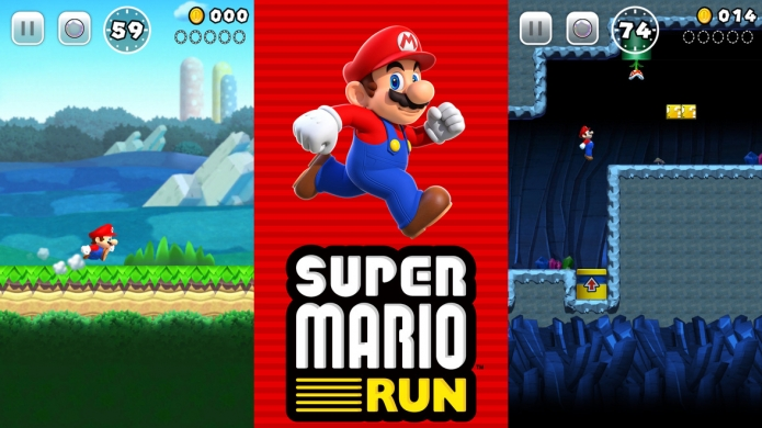 apple super mario run