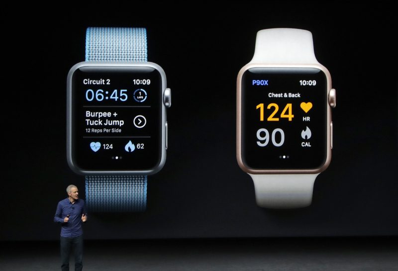 apple watches series 2