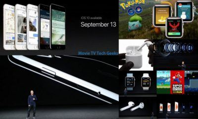 Apple's latest gadgets hitting soon: iPhone 7, Airpods, Super Mario Run 2016 images