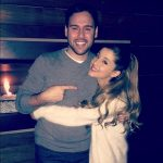 ariana grande gets back with scooter braun
