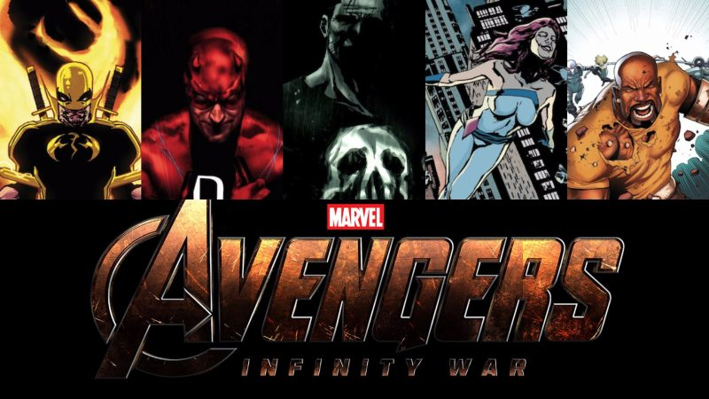 avengers infinity war could set a movie budget record 2016 images