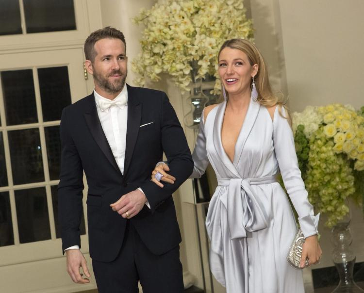 blake lively ryan reynolds child born