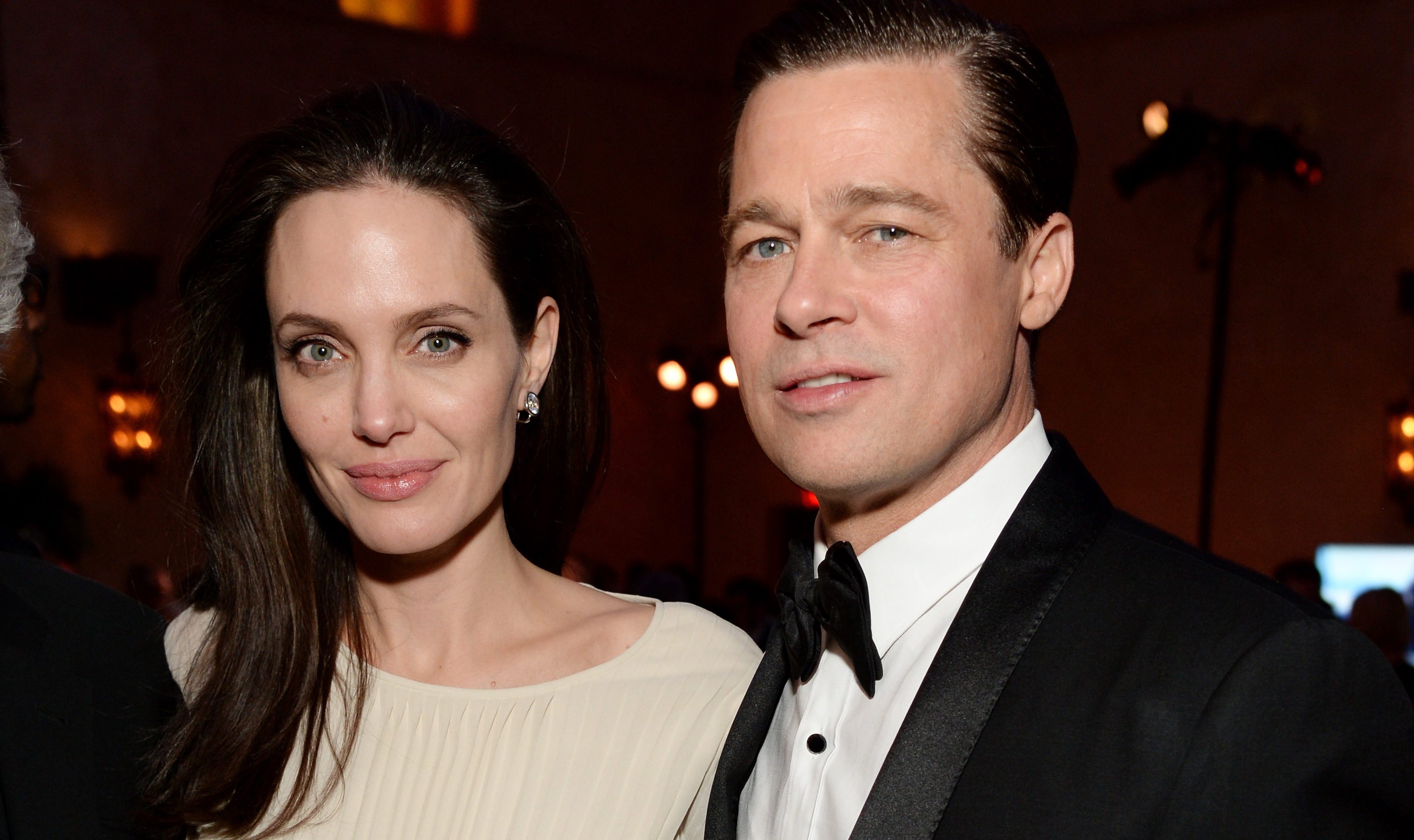 brad pitt and angelina jolie therapy time