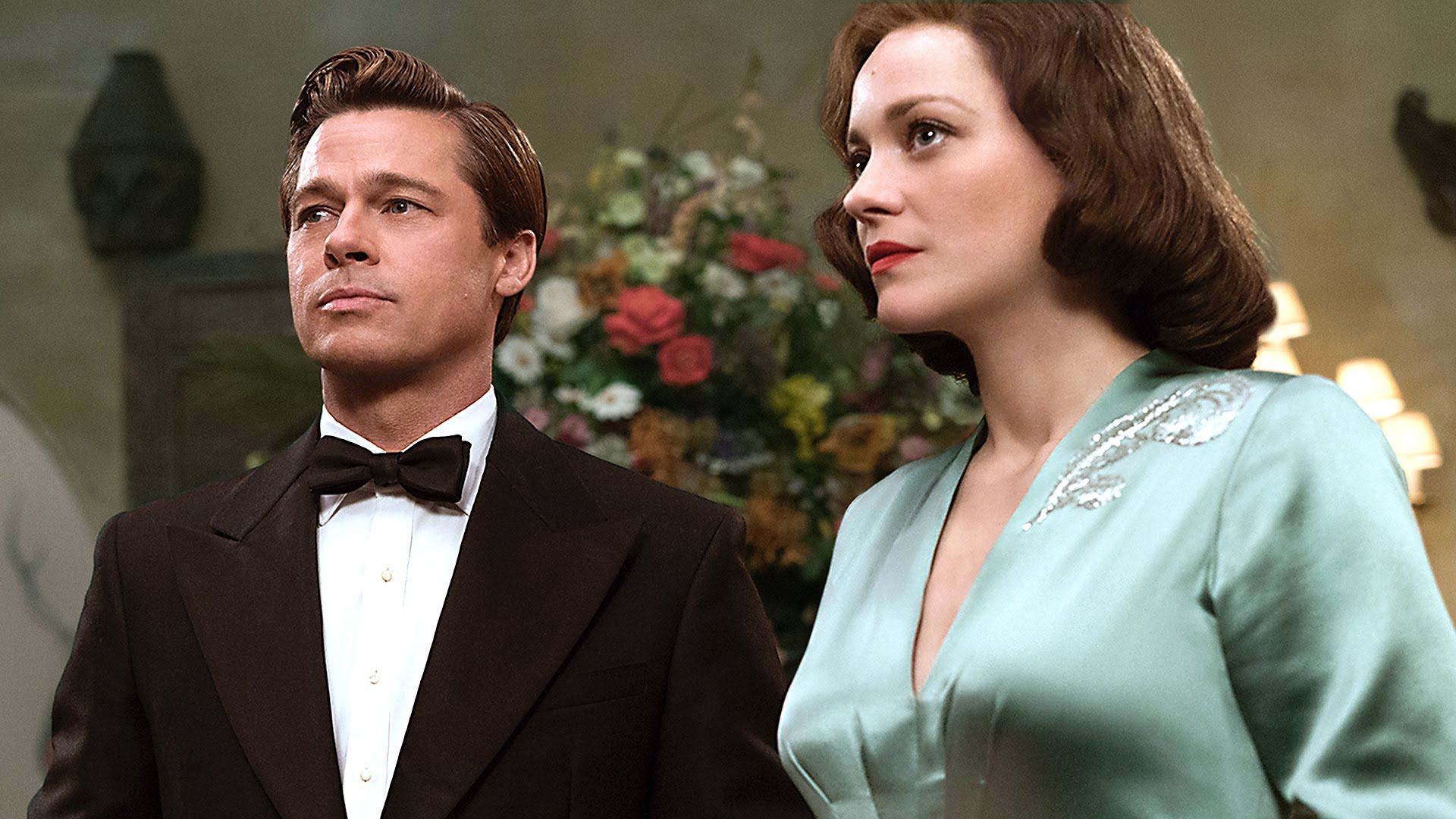 brad pitt with marion cotillard affair