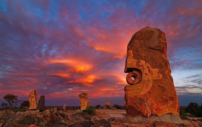 broken hill australian outback