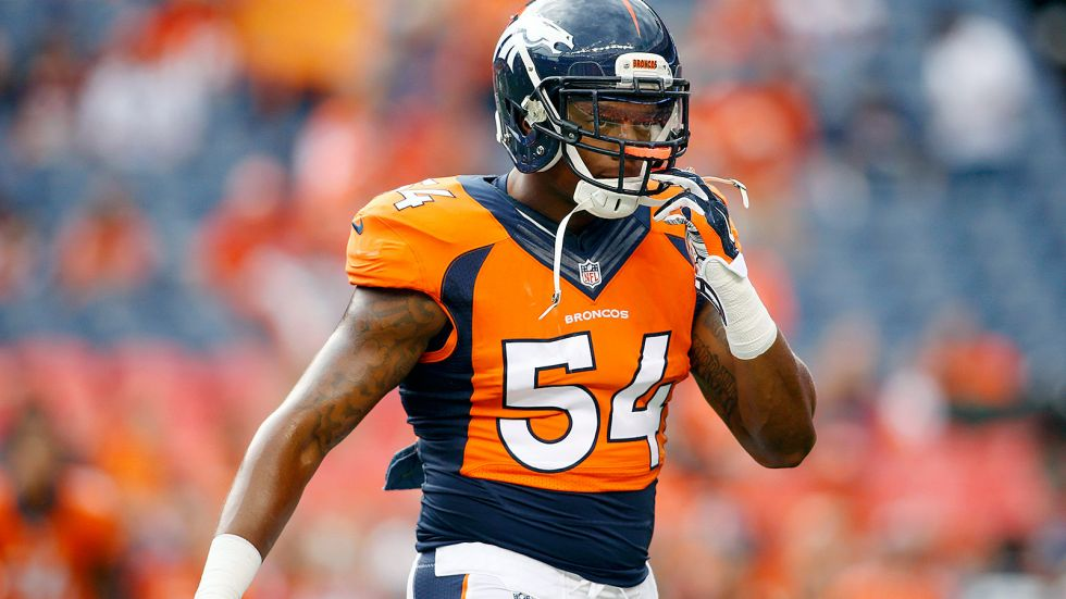 Broncos Brandon Marshall not fazed by sponsorship loss over anthem protest 2016 nfl images