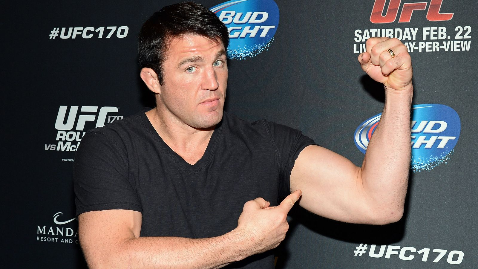 chael sonnen leaves ufc for bellator mma 2016 images