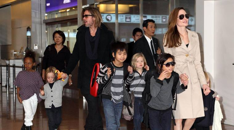 child abuse now part of brad pitt jolie divorce