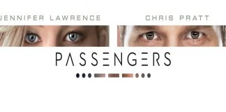 chris pratts passengers gives a quick tease with jennifer lawrence 2016 images