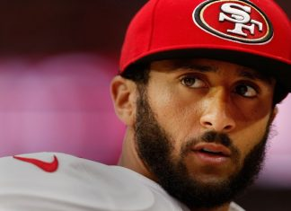 colin kaepernick anthm protest probably not sustainable 2016 images