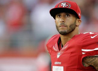 colin kaepernick just not black enough 2016 images