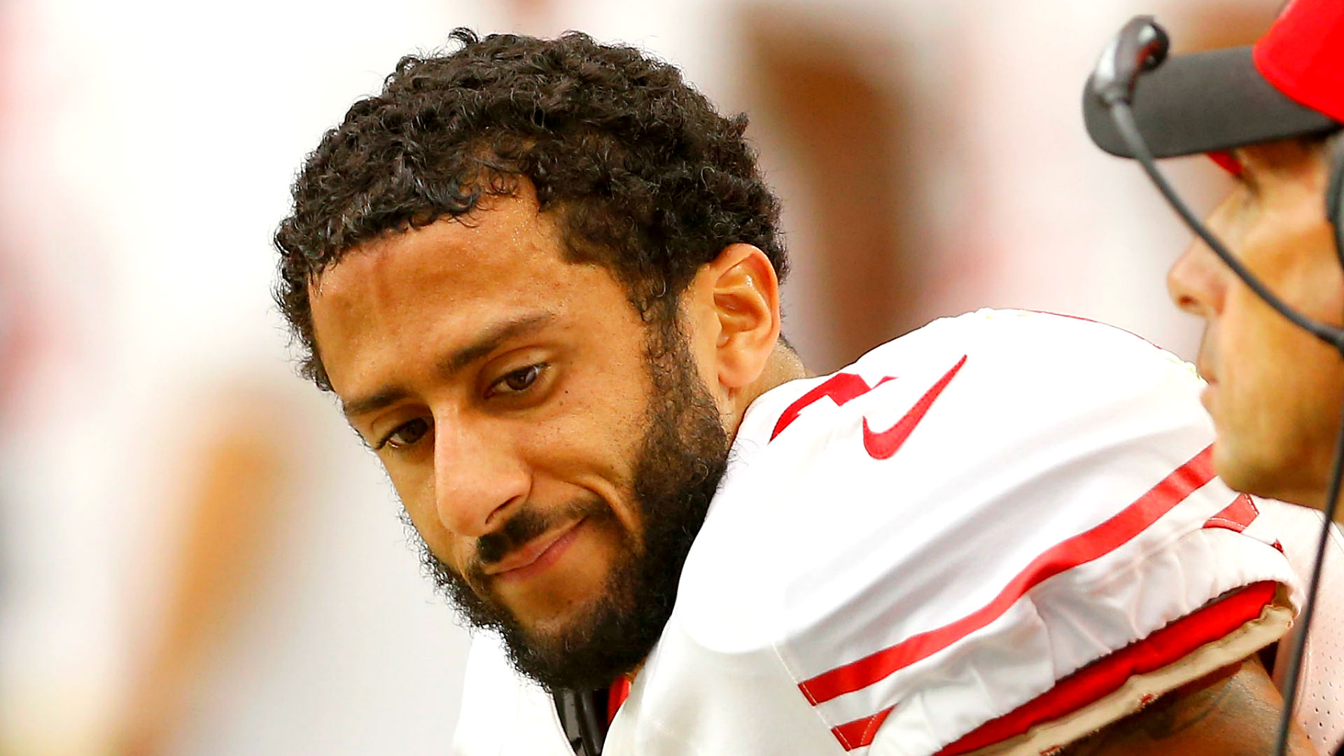 Colin Kaepernick Socks One To Police
