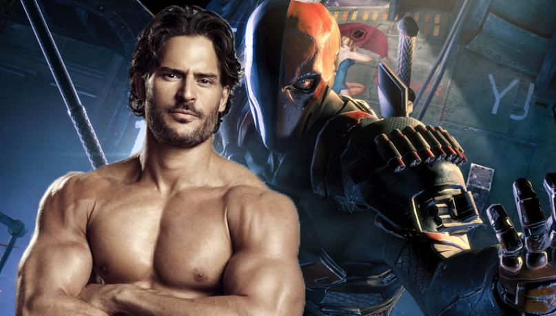 deathstroking for joe manganiello